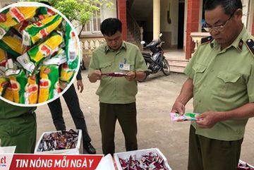 Thu giữ 8.000 que kem Trung Quốc, lộ đường dây nhập kem siêu rẻ