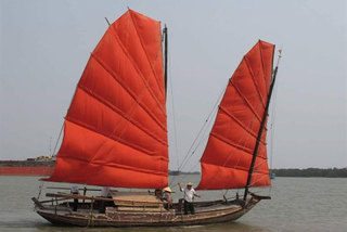 Archaeologist helps legacy of Vietnamese boats float on