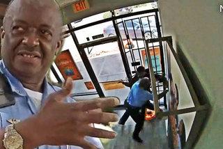 Bảo vệ chặn đứng vụ cướp táo tợn ở cửa hàng điện thoại