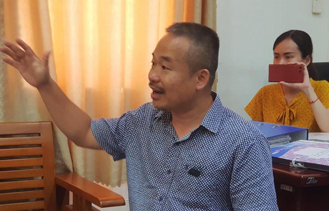 Mẫu thức ăn có sán của công nhân Đà Nẵng không còn để kiểm tra