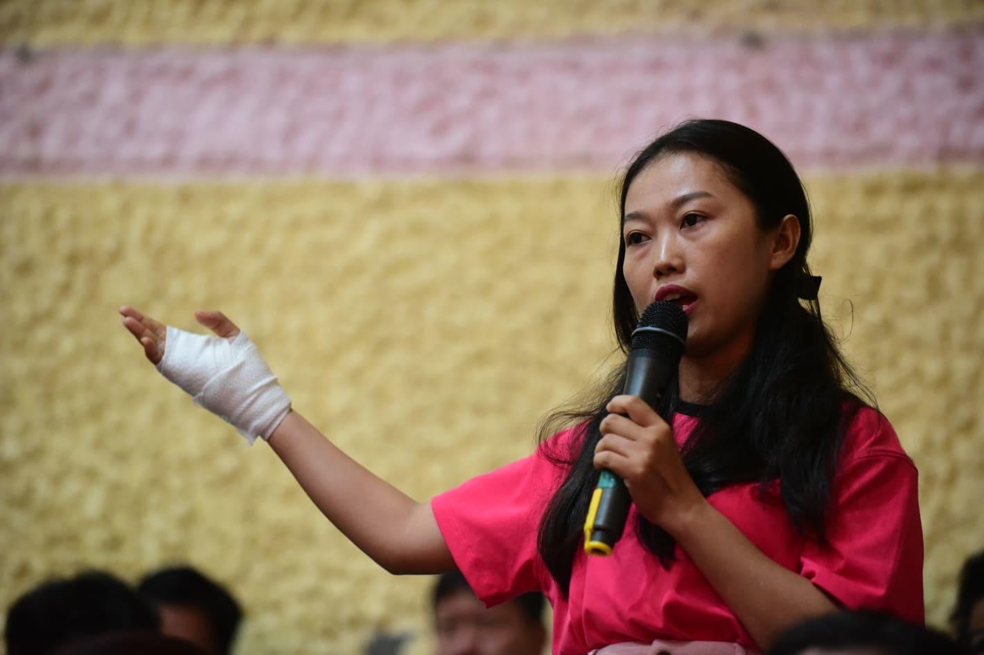 Tiếp Xúc Cử Tri,Nguyễn Thị Quyết Tâm,Thủ Thiêm