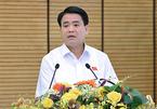 Chủ tịch Hà Nội: Phải đập nhà 8B Lê Trực cũng đập, chủ đầu tư rất cùn