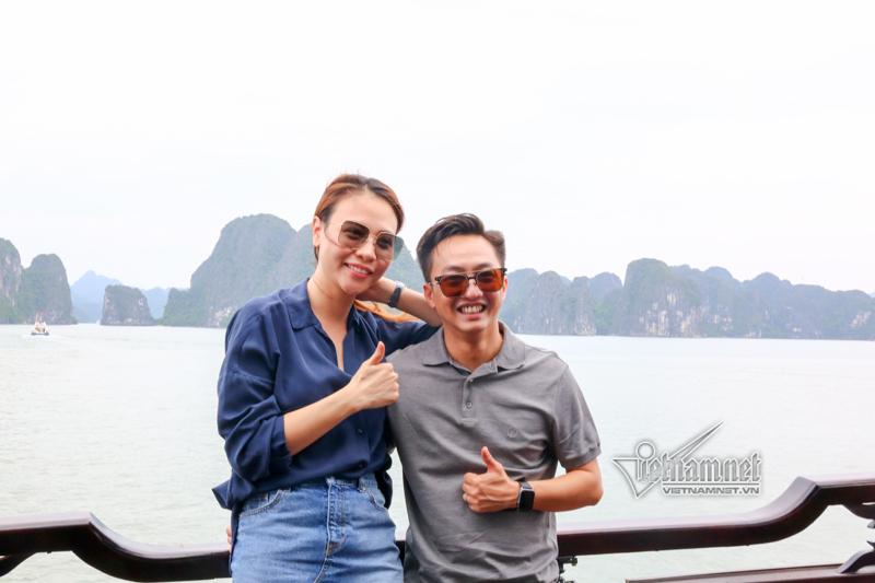 Đàm Thu Trang: Tôi và anh Cường sẽ cưới vào tháng 7 tại Sài Gòn