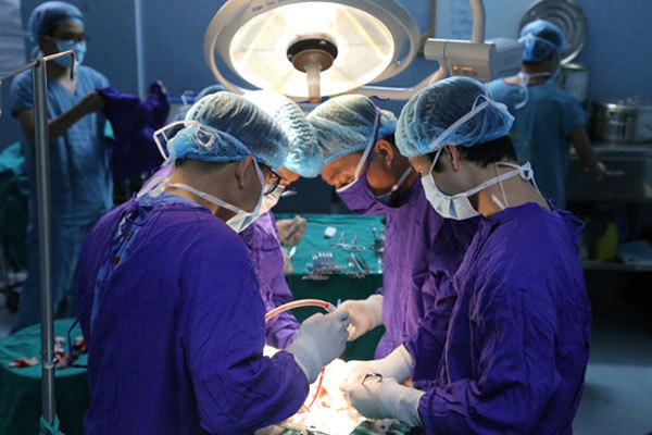 Military hospital conducts 500th kidney transplant