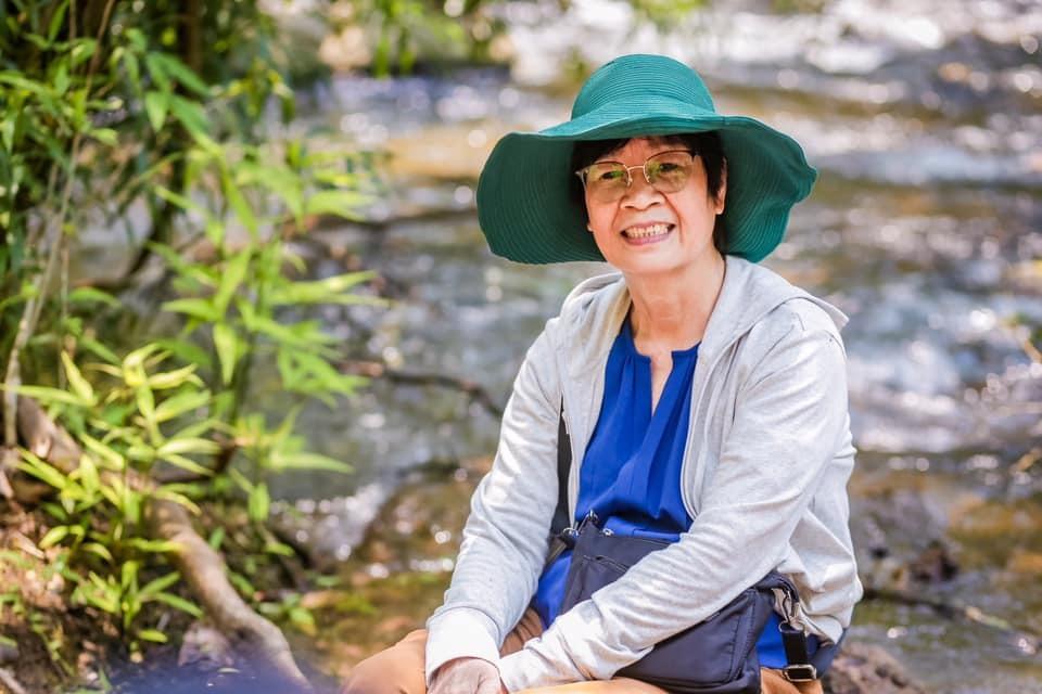 Huỳnh Anh,Truyền thuyết về quán tiên