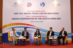 Fifth Ocean Dialogue talks ASEAN cooperation in East Sea