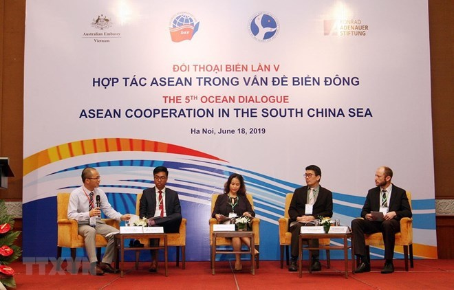 Fifth Ocean Dialogue talks ASEAN cooperation in East Sea