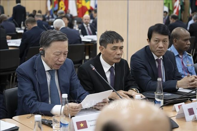 Vietnam calls for multinational efforts to cope with global security threats