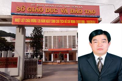 Giám đốc Sở GD-ĐT Sơn La bị cách tất cả các chức vụ trong Đảng