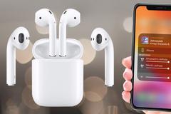 Kết nối hai bộ tai nghe AirPods trên cùng một chiếc iPhone hoặc iPad