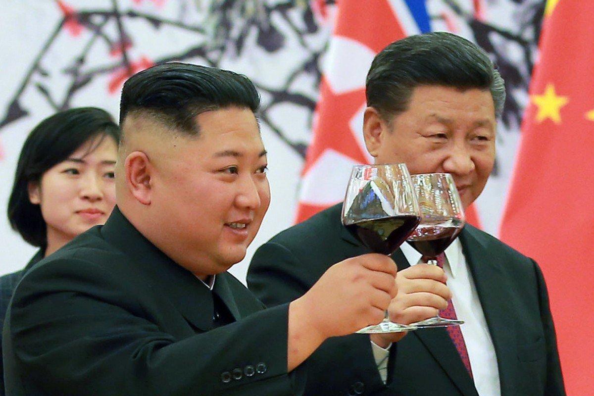Trung Quốc,Triều Tiên,Mỹ,Tập Cận Bình,Kim Jong Un,Donald Trump,Washington,Bắc Kinh,Bình Nhưỡng
