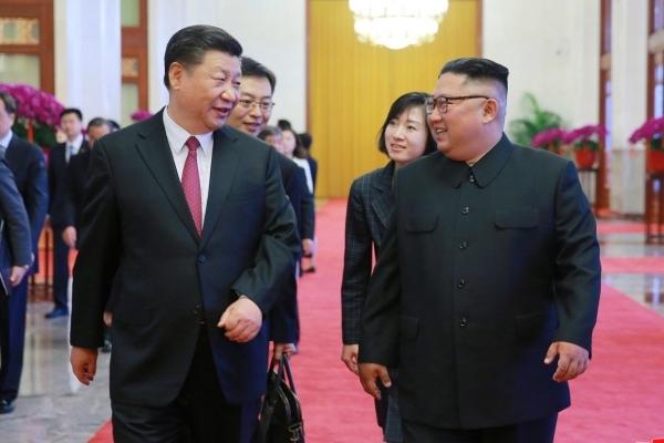 Ông Tập hứa ủng hộ Triều Tiên 'tuyệt đối'