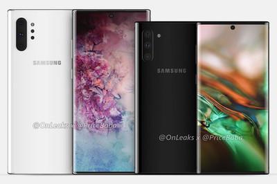 Galaxy Note 10 có thể ra mắt ngày 7/8 tới