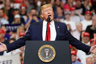 Ông Trump hứa 'trị được ung thư, lên sao Hỏa ' ở nhiệm kỳ 2