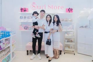 Suri Store chinh phục khách hàng bằng tình yêu trẻ thơ