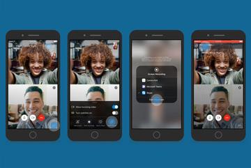 Cách chia sẻ màn hình smartphone Android hoặc iOS bằng Skype