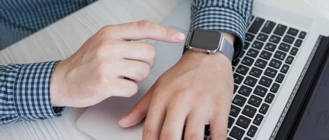Apple Watch,watchOS