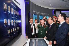Trợ lý ảo hướng dẫn khách tham quan Viettel Museum