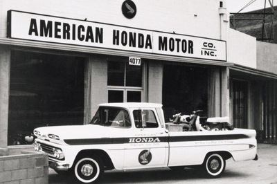Kỷ niệm 60 năm ở Mỹ, Honda lại ra mắt xe thương hiệu Chevrolet