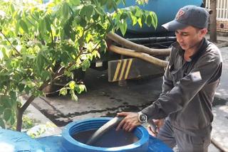 Sông Cầu Đỏ nhiễm mặn, Đà Nẵng lo thiếu nước sạch