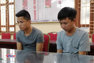 Chân tướng 2 'siêu trộm', 15 phút bẻ khóa một xe máy ở Hà Nội