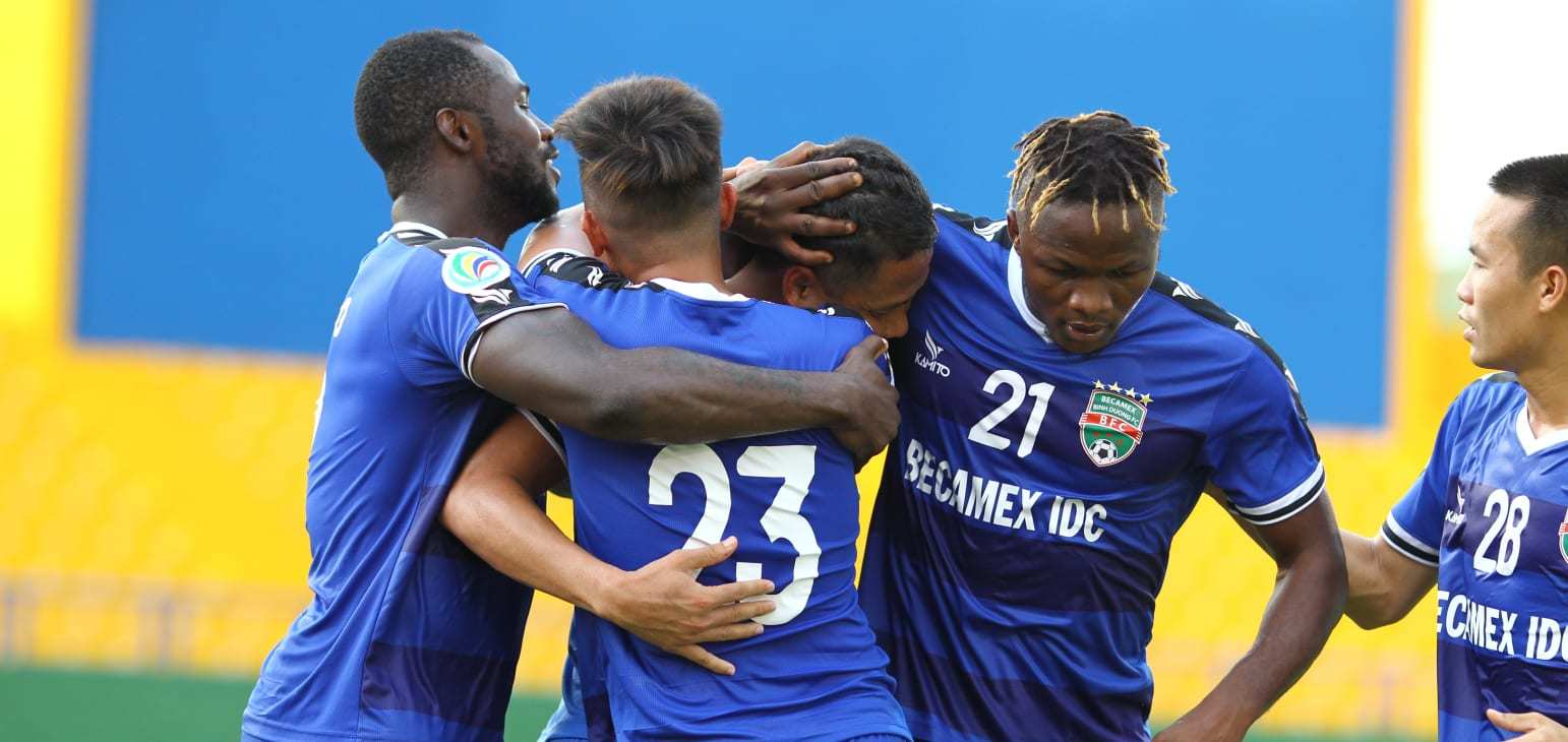 Tiến Linh lập đại công, Bình Dương thắng khó tin ở AFC Cup