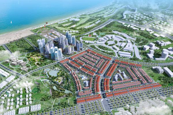 Nhơn Hội New City hấp dẫn nhà đầu tư từ cảnh quan hài hòa