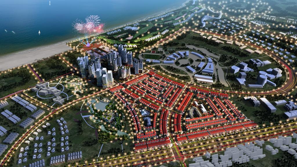 Nhơn Hội New City hút nhà đầu tư