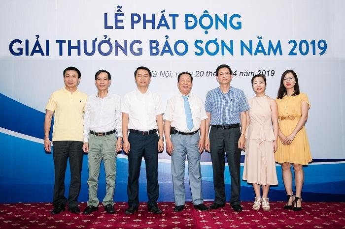 Giải thưởng Bảo Sơn - hành trình 8 năm 'đãi cát tìm vàng'