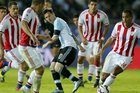 Trực tiếp Argentina vs Paraguay: Đừng để nỗi đau thêm dài