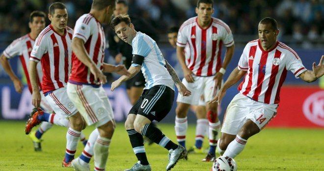 Argentina vs Paraguay: Cập nhật đội hình xuất phát