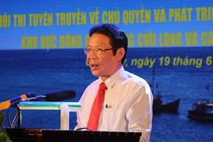 Khai mạc hội thi tuyên truyền chủ quyền, phát triển bền vững biển, đảo