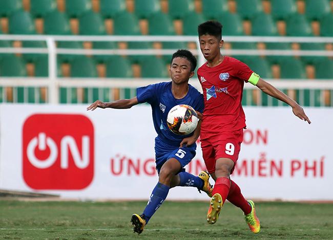 Viettel, Đà Nẵng ra quân thắng lợi ở giải U15 Quốc gia