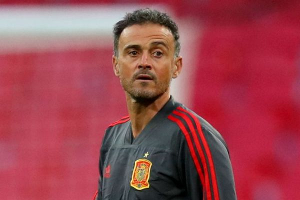 HLV Luis Enrique trở lại dẫn dắt tuyển Tây Ban Nha