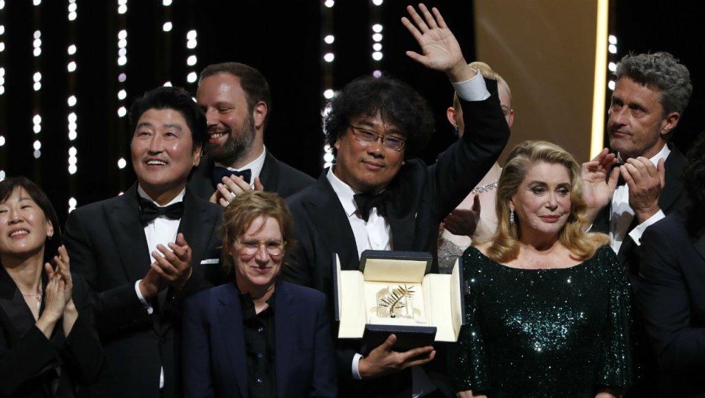 Ký sinh trùng,Parasite,Cành cọ vàng,Liên hoan phim Cannes