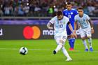 Argentina 1-1 Paraguay: Messi gỡ hòa, Paraguay hỏng 11m (H2)