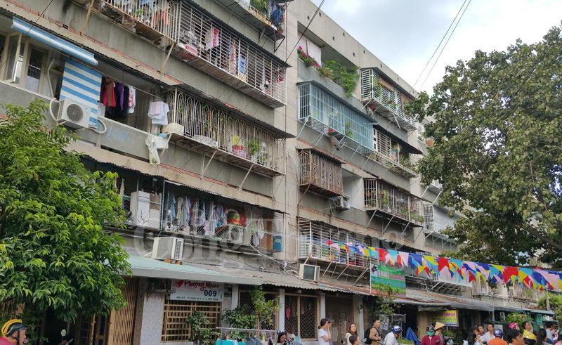 Giải phóng mặt bằng,quy hoạch đô thị,Thành phố Hồ Chí Minh