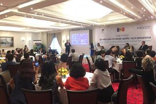 Cơ hội đầu tư nhận quốc tịch Moldova