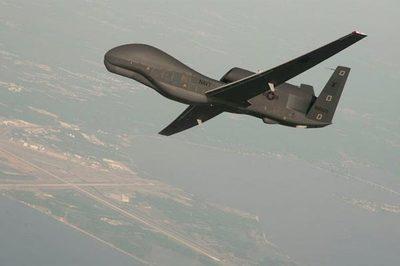 Iran tuyên bố bắn hạ máy bay do thám Mỹ