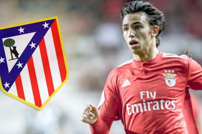 Joao Felix kiểm tra y tế, ký 5 năm với Atletico Madrid