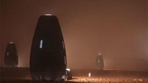 Khám phá căn nhà tương lai của loài người trên sao Hỏa