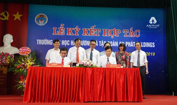 Tập đoàn An Phát 'bắt tay' ĐH Hải Dương phát triển nguồn nhân lực chất lượng cao