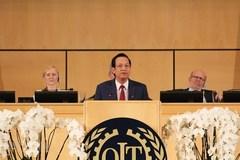 Vietnam pledges to fulfill ILO membership obligations