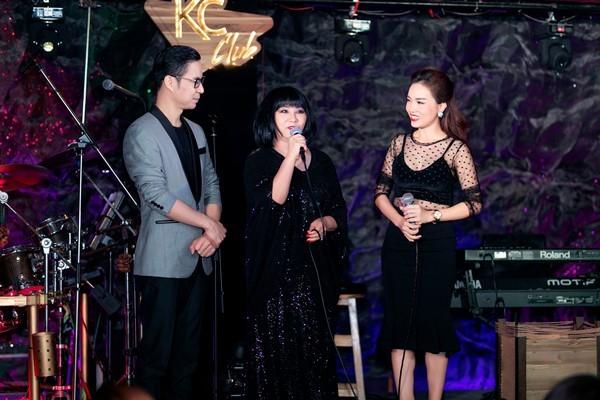 Cẩm Vân,Đàm Vĩnh Hưng,Nhạc sĩ Xuân Hiếu