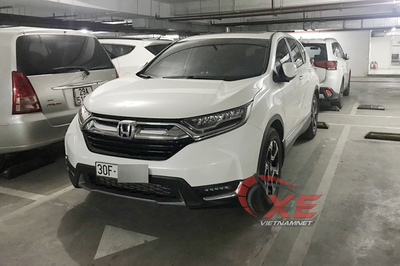 Honda Việt Nam lý giải nguyên nhân xe CR-V cứng chân phanh