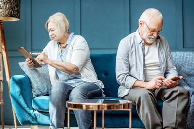 Người Hàn Quốc chán ngán hôn nhân ở tuổi xế chiều