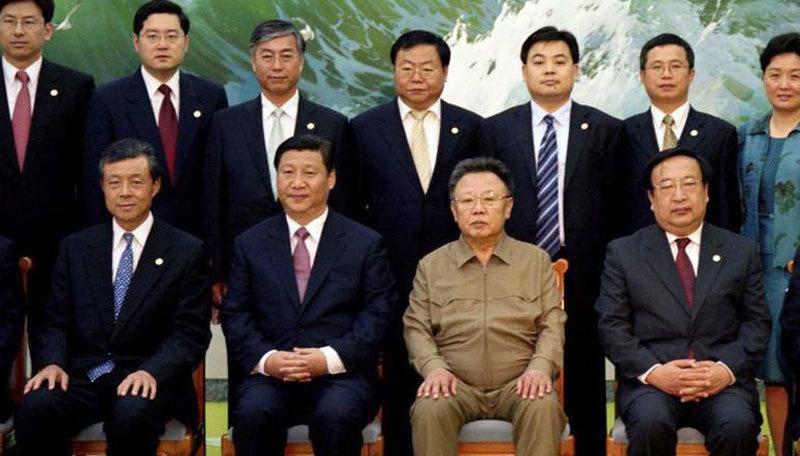 Ông Tập Cận Bình đã đến Bình Nhưỡng