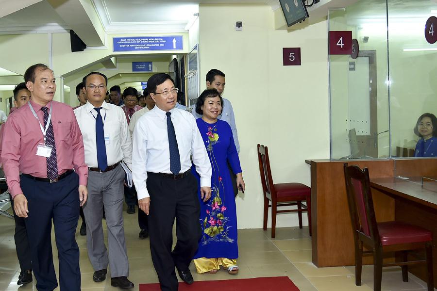 công chức,cải cách hành chính,Phó Thủ tướng Phạm Bình Minh