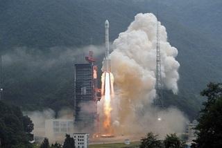 TQ thử nghiệm vệ tinh theo dõi mục tiêu dưới nước