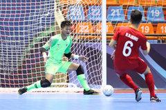 Vietnam lose at Asian U20 Futsal Championship